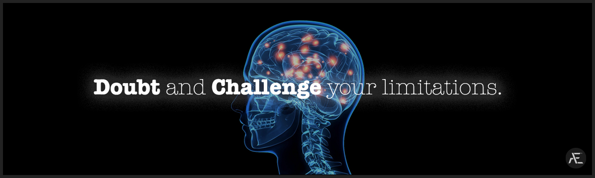 Challenge Your Limiting Beliefs