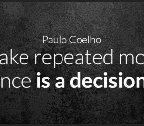 Decide to change