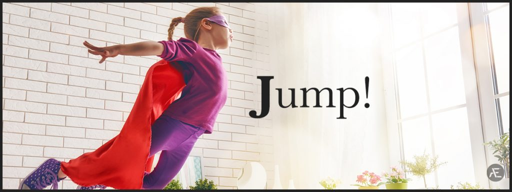 Jump and Overcome Fear