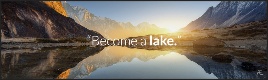 Pain-in-LifeBecome-A-Lake