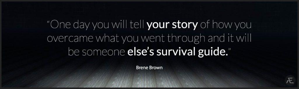Your Story Brene Bworn