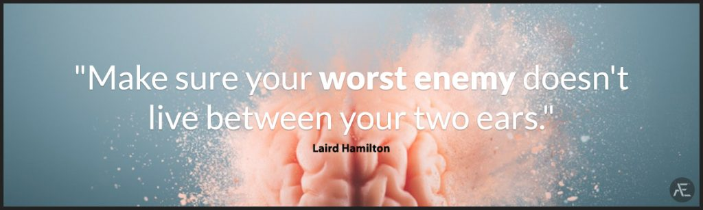 worst enemy your thoughts