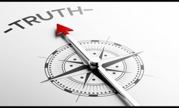 Fight for the Truth; Live with Integrity